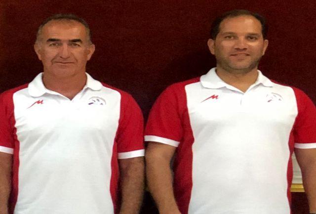 اخذ مدرک داوری بینالمللی اسکی روی آب برای دو نماینده کشورمان