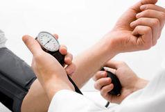 کنترل فشار خون 345 هزار همدانی