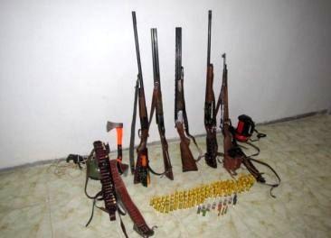 ۱۱۶ متخلف شکار و صید در بوشهر دستگیر شدند