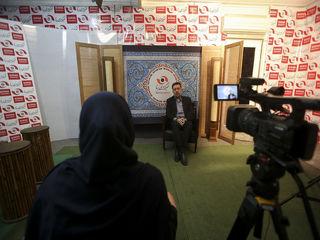 حضور معاونین و مدیران وزارت ورزش و جوانان  در خبرگزاری برنا