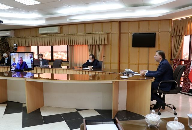 تجارت بین گیلان و تاتارستان با استفاده از شبکه حمل و نقل دریایی، گسترش یابد / ارتباط مستقیم و بدون واسطه بازرگانان، بستری برای تبادل محصولات تولیدی دو طرف است / پیشنهاد تولید محصولات کشاورزی، گلخانهای و پرورش ماهی در تاتارستان توسط شرکتهای گیلانی
