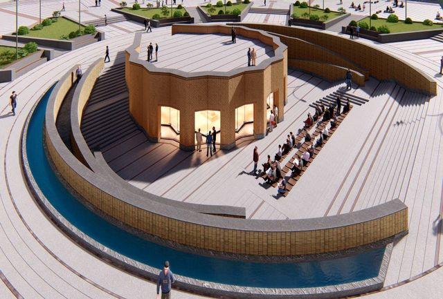 احداث سایت موزه میدان امام همدان به شهرداری منطقه یک واگذار شد