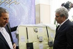 ۱۳ محصول فناورانه دانشگاه خلیج فارس رونمایی شد