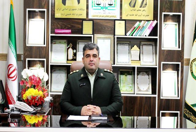 دستگیری عاملان تیراندازی های شبانه کوهدشت