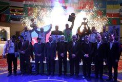 پیام صلح دوستی ایران به جهان مخابره شد