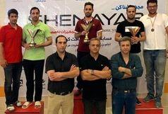 کردستان مقام سوم مسابقات شنا قهرمانی کشور را بدست آورد
