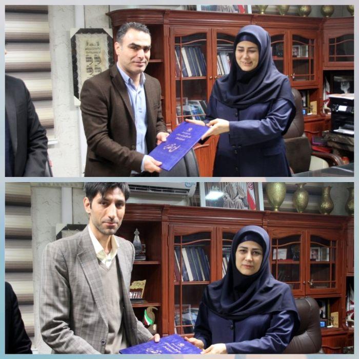 دو انتصاب در اداره کل ورزش و جوانان استان گیلان