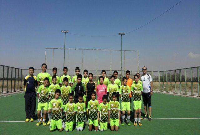 مؤسسه فرهنگی ورزشی پیشتازان اتحاد امیر آماده همکار با نوجوانان در شهر قدس می باشد
