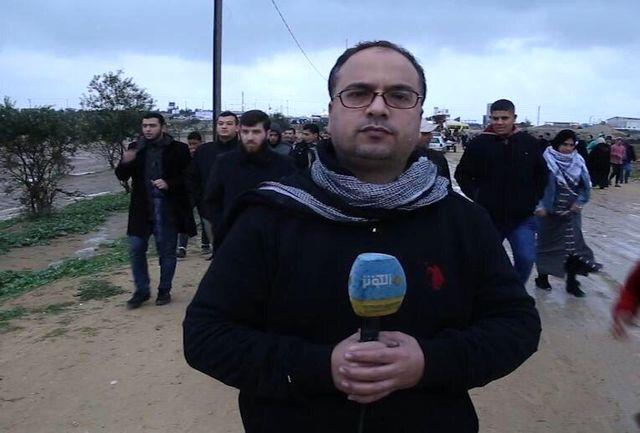 شهادت یک زن و مجروح شدن یک خبرنگار