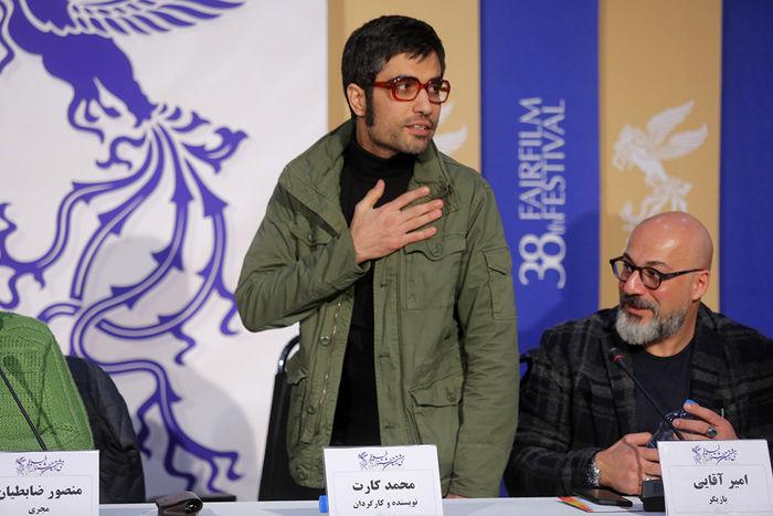 جواد عزتی جایزه اش را از دل مردم می گیرد!