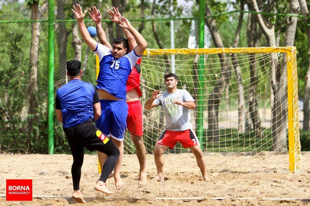 Image result for اصفهان میزبان نخستین اردوی تیم ملی هندبال ساحلی