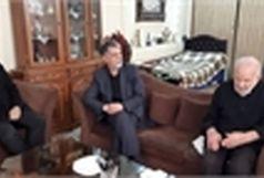 وزیر فرهنگ و ارشاد اسلامی با یک پیشکسوت تعزیه خوان دیدار کرد