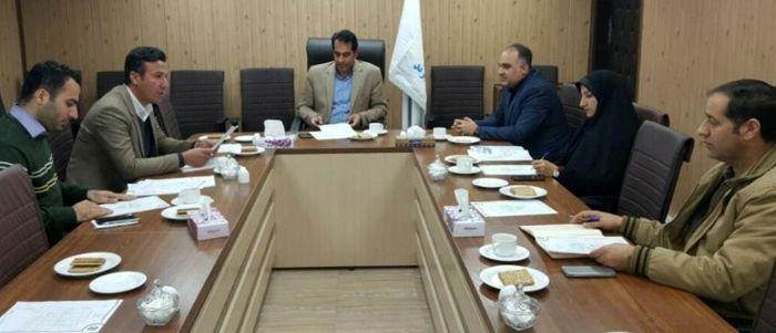 برگزاری جلسه شورای نامگذاری شهر پرند