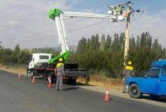 راه اندازی هشمین اکیپ تعمیرات خط گرم آذربایجان غربی در شهرستان سلماس