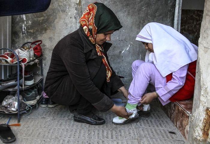 حضور ۴۵۰ هزار زن سرپرست خانوار در پایتخت