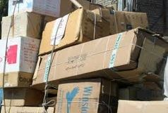 کشف کالای قاچاق از انبارهای تعاونی های ترمینال غرب پایتخت