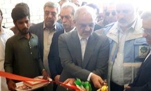 مجتمع آموزشی ۲۴ کلاسه «عورکی» چابهار با حضور وزیر آموزش  و پرورش افتتاح شد
