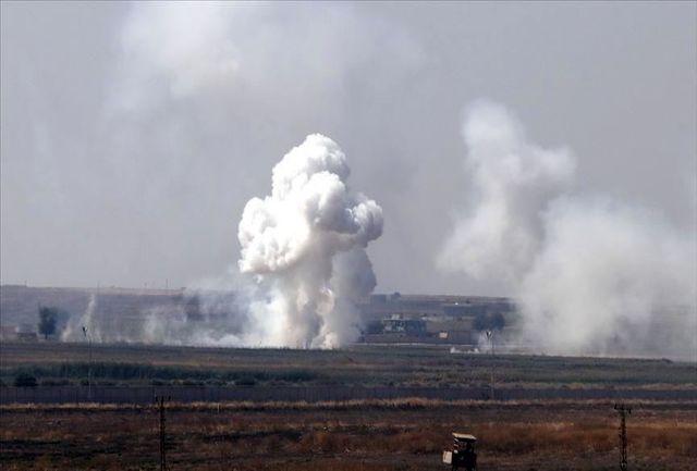"""""""تل ابیض"""" توسط ارتش ترکیه تصرف شد"""