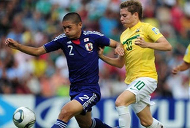 برزیل و اروگوئه به نیمهنهایی رسیدند/ هر دو نماینده آسیا حذف شدند