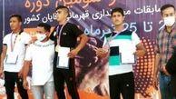 کسب مدال برنز مسابقات مچ اندازی قهرمانی کشور توسط ورزشکار سیستان و بلوچستان