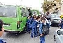 رانندگان  سرویس مدارس در سامانه سپند ثبت نام کنند