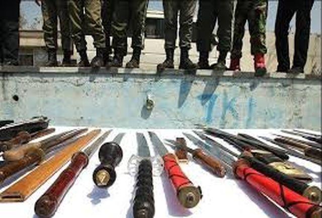 دستگیری سارقان زورگیر در کمتر از ۶ ساعت در مراغه