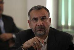 مراسم تودیع و بدرقه سفیر ایران در ترکیه برگزار شد