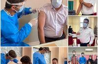آغاز واکسیناسیون دریانوردان در بندر بوشهر