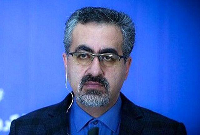 20میلیون ایرانی در خطر شدید کرونا قرار دارند