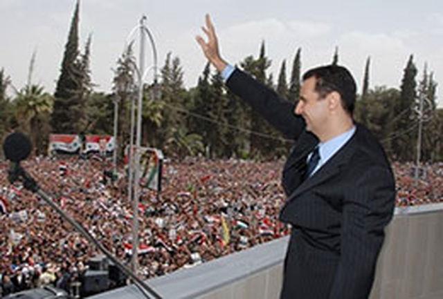 بشار اسد قدرتمندتر از همیشه است
