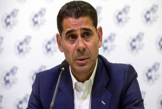 هیرو: شجاعانه مسئولیت هدایت تیم ملی را پذیرفتم/ تغییرات زیادی برای بازی با پرتغال نداریم+عکس