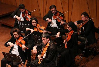 اجرای ارکستر