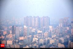 افزایش غلظت و انباشت آلاینده ها در روزهای آینده