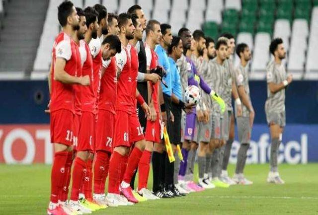 هتتریک گربهسیاه مقابل ایرانیها