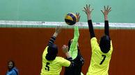 مسابقات لیگ والیبال بانوان در جزیره کیش