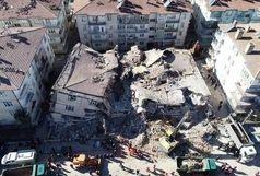 جدیدترین تصاویر از زلزله هولناک ترکیه+ فیلم