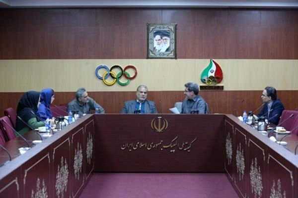 برگزاری هفتمین نشست کمیسیون روانشناسی ورزشی