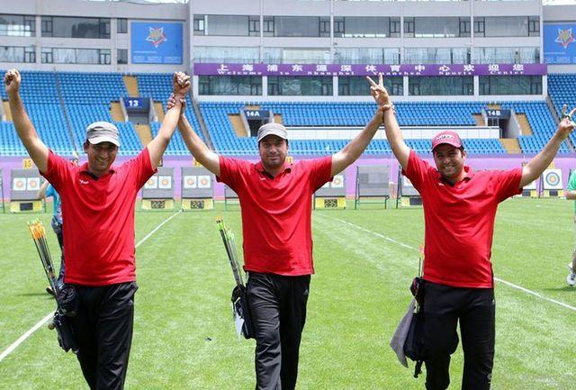 مرحله دوم جام جهانی تیروکمان از 31 اردیبهشت آغاز میشود