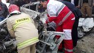 نجات ۶۶ مصدوم حوادث رانندگی و ترافیکی طی ۴ روز گذشته
