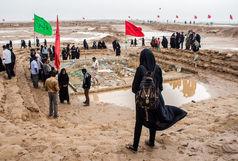 اعزام دانش آموزان خمین به مناطق عملیاتی دوران دفاع مقدس