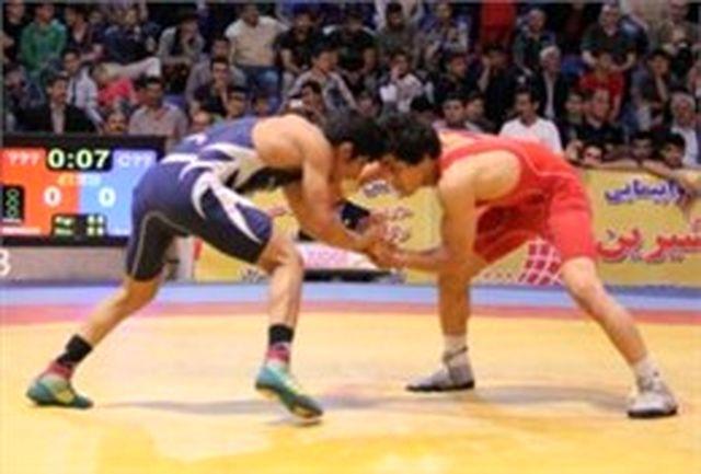چهار نماینده ایران در مرحله یک چهارم نهایی