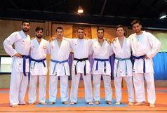 قهرمانی تیم ملی کاراته کومیته مردان در آسیا با درخشش علی اصغر آسیابری