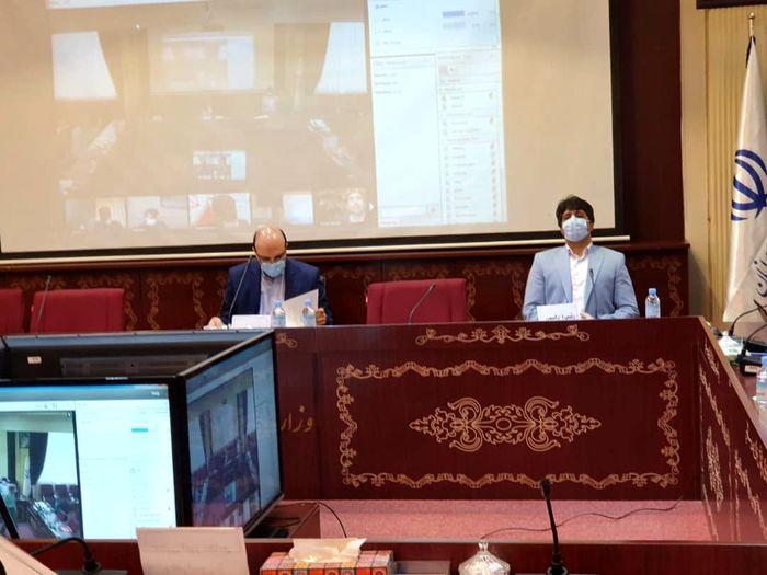 مجمع عمومی فدراسیون بوکس برگزار شد