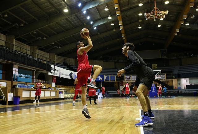 آغاز رقابت بسکتبالیست های غفاری تاکستان در لیگ دو