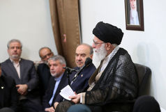 مدالآوران کاروان ورزشی ایران با رهبر انقلاب دیدار کردند