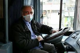 افزایش فعالیت خطوط اتوبوسرانی /سوارکردن مسافر بدون ماسک ممنوع!