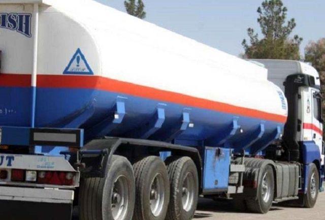 محکومیت550میلیون ریالی قاچاقچی سوخت در قزوین