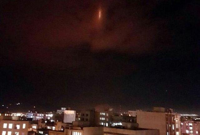 علت مشاهده نور قرمز در آسمان ایلام مشخص شد