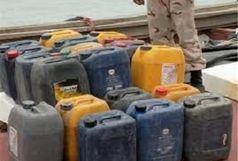 کشف  ۱۱ هزار لیتر سوخت قاچاق  در ایرانشهر