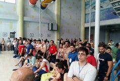 اولین دوره رقابت های نجات غریق المپیاد استعدادهای برتر کشور در قزوین آغاز شد